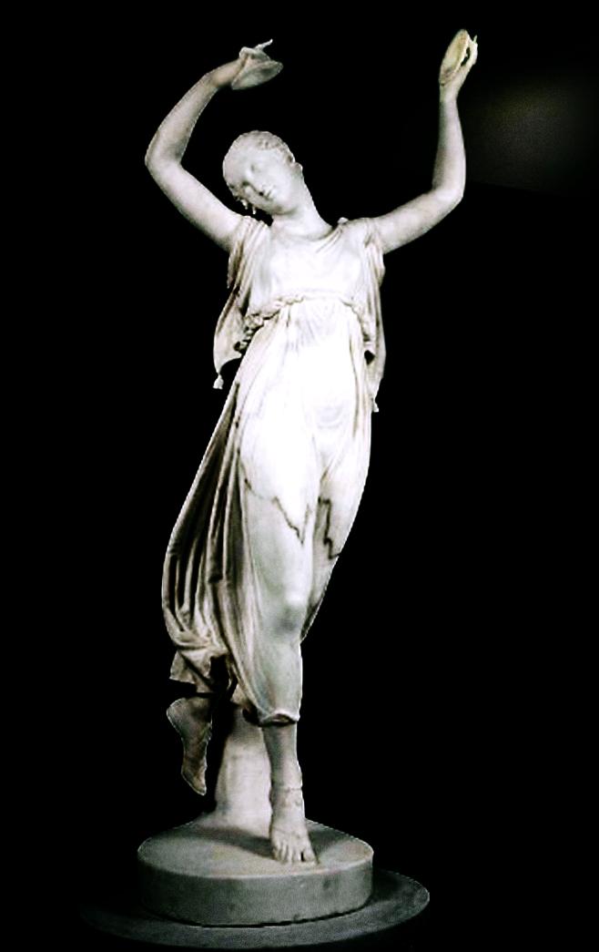 "Canova, restored: ""Look ma, ... hands!"""