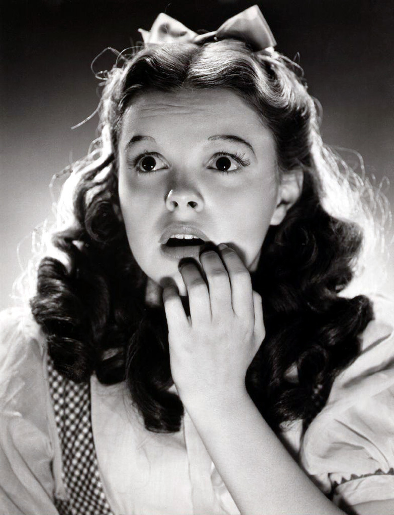 Not Creepy - but creeped out... Dorothy shivers!