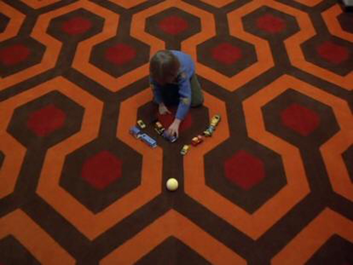 """The tennis ball from """"The Shining"""""""
