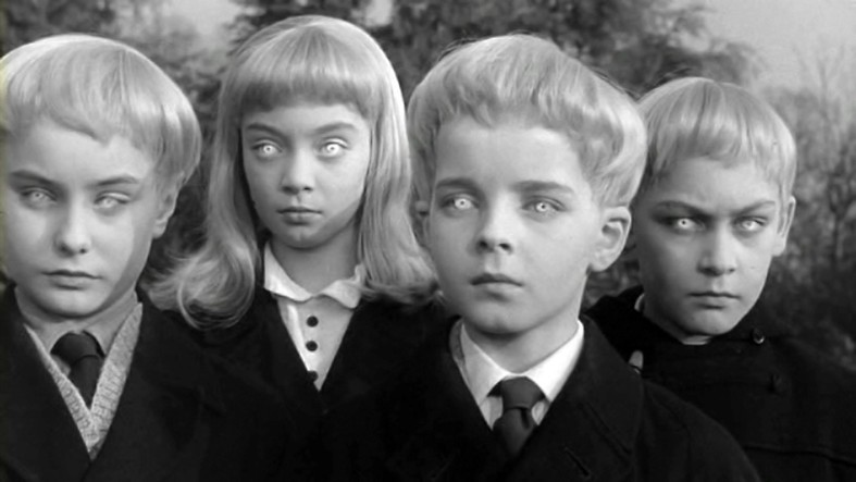 """The children from the original """"Village of the Damned"""""""