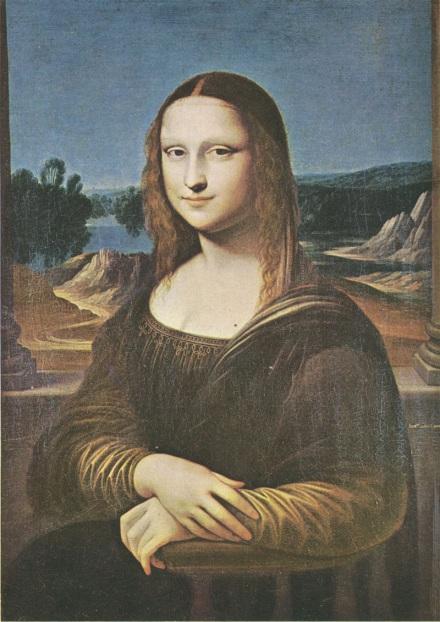 Филипп Шампанский. Мона Лиза (копия), Осло