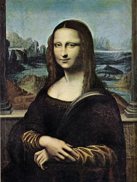 Мона Лиза Вернон