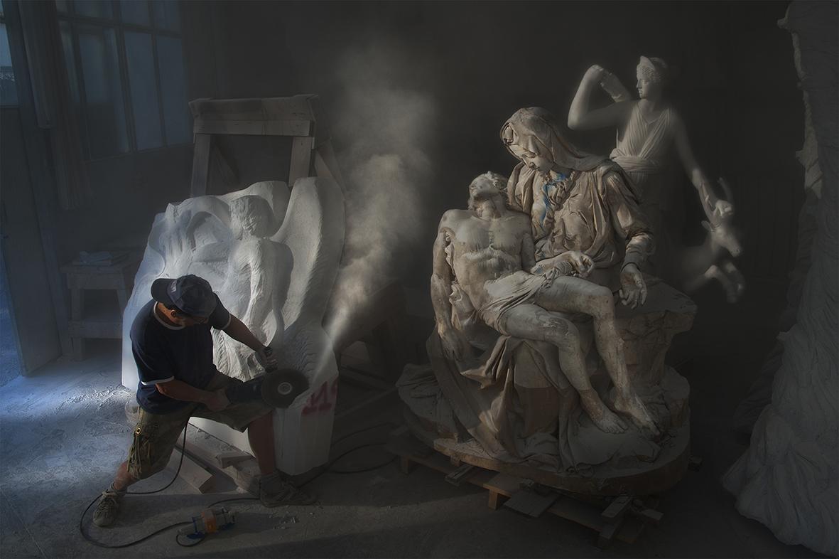 Artigiani-Pietrasanta-Scultura-Enzo-Cei