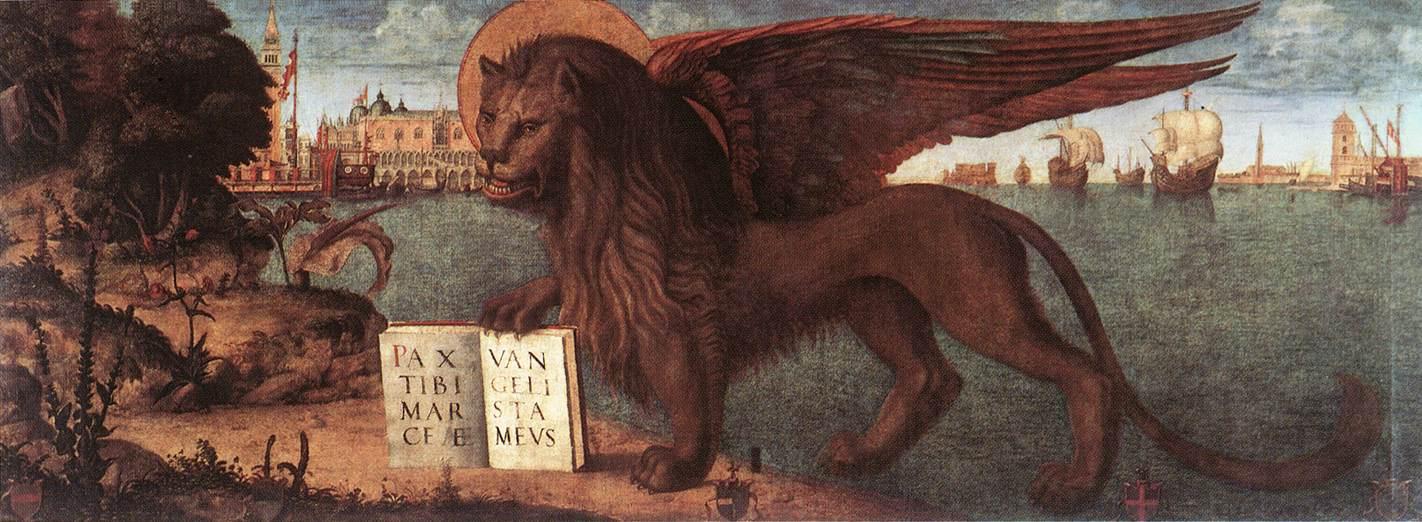 the-lion-of-st-mark-1516