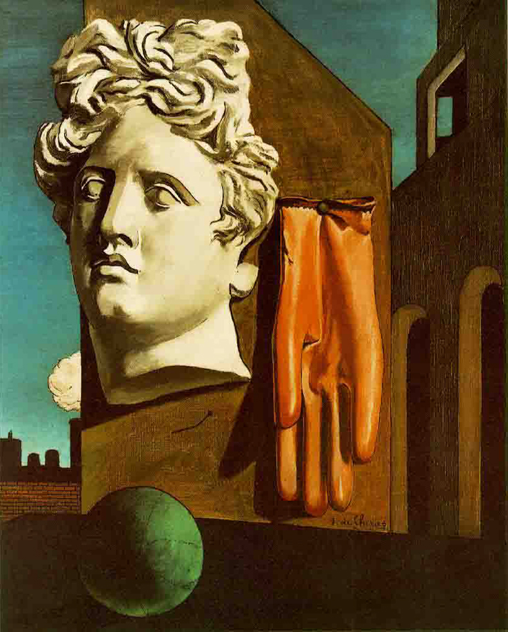 De-Chirico-Love-Song
