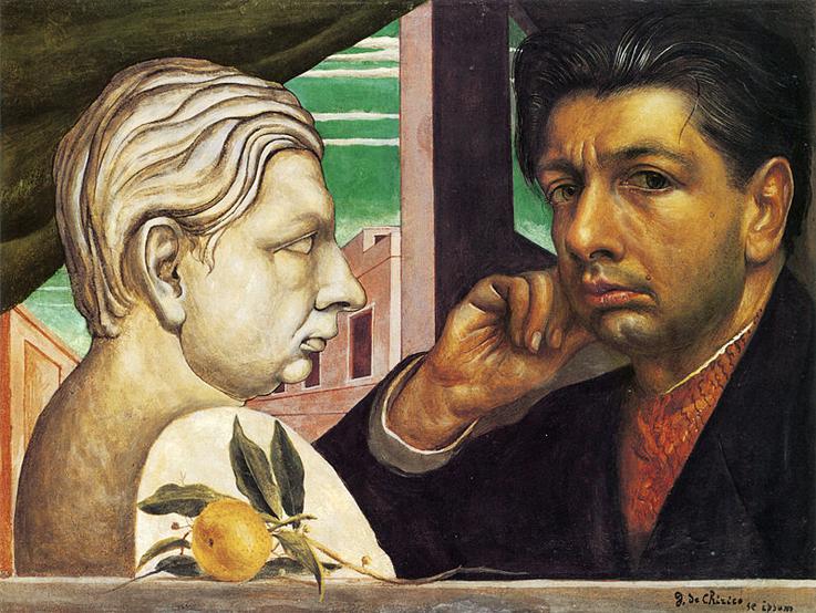 Giorgio-de-Chirico-Self-Portrait