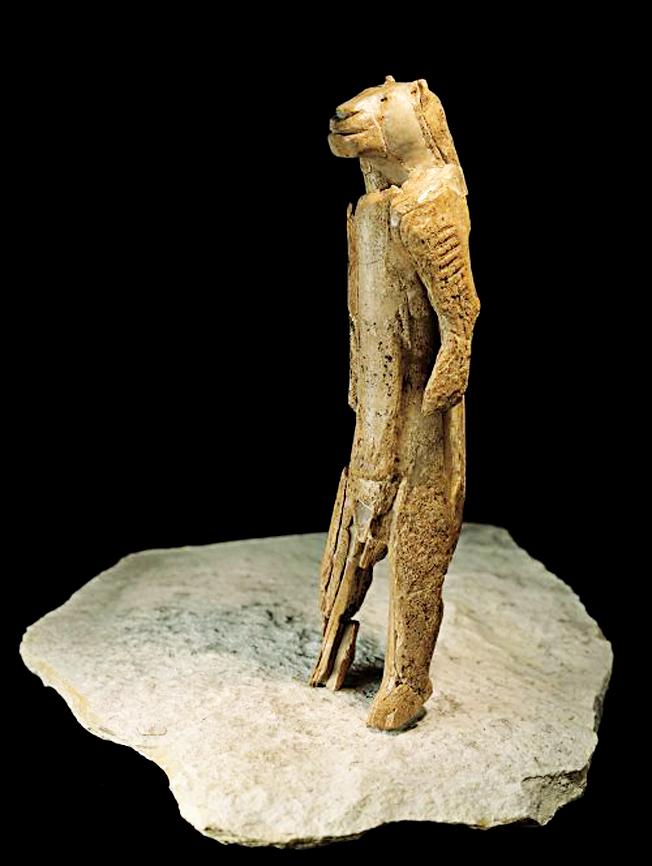 Lion-Man-earliest-figurative-sculpture