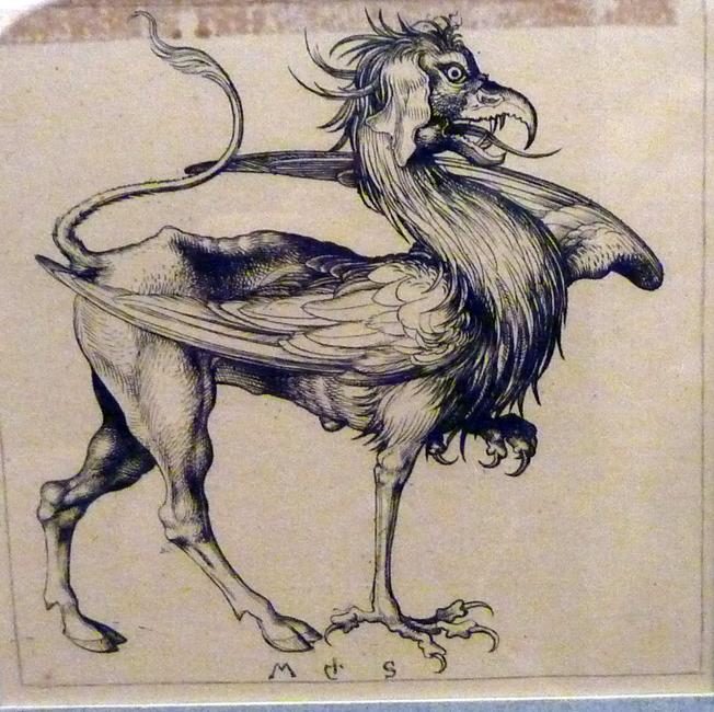 Schongauer-Gryphon