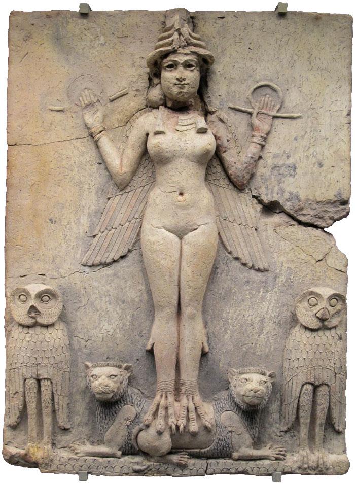 Ishtar-goddess