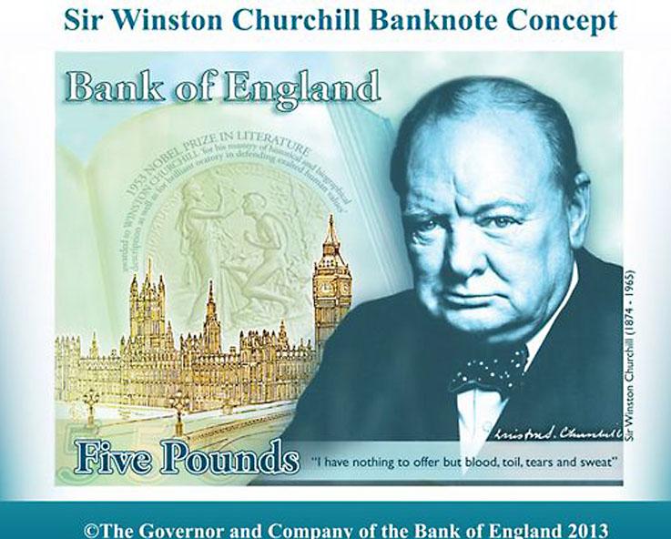 Winston-Churchill-5-Pound-Note