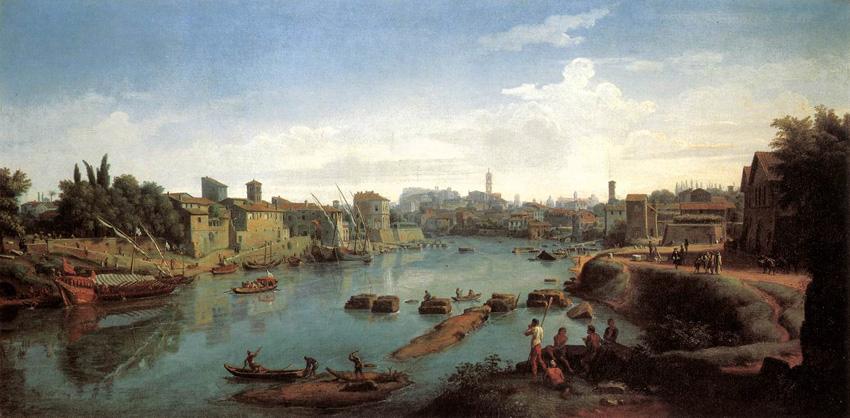 Gaspar-van-Wittel-Veduta-di-Roma