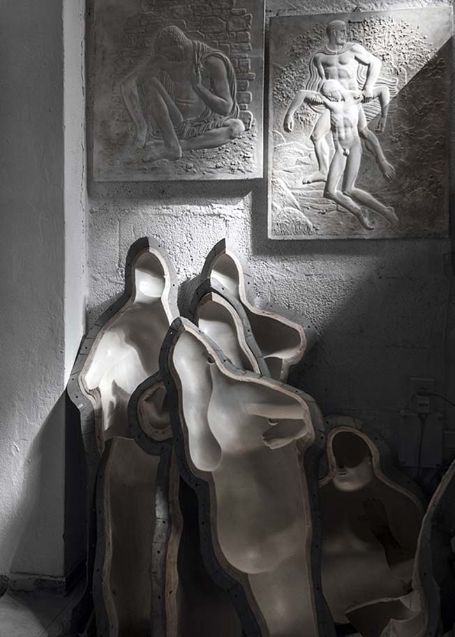 Heinryk-Hetflaisz-Homo-Faber-2013-Pietrasanta-Sculpture