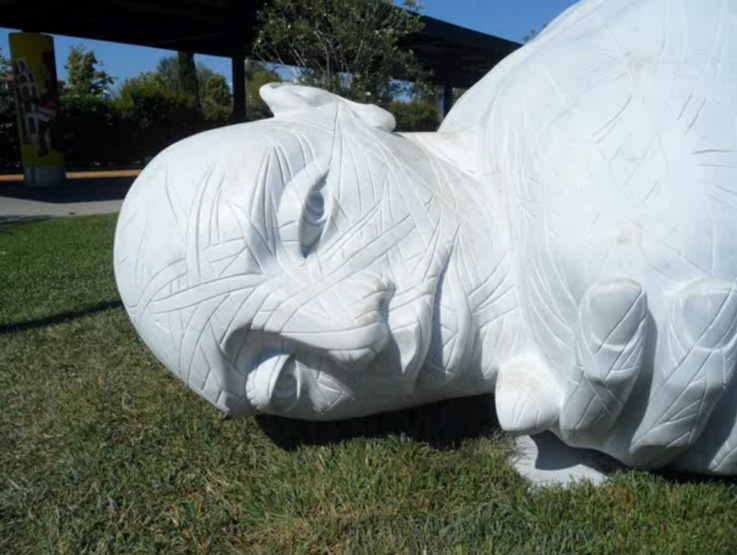 Rabarama-Pisa-sculpture-exhibition-2013