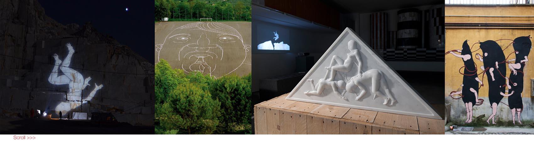 Santiago-Morillo-Database-2013-exhibition-Carrara.