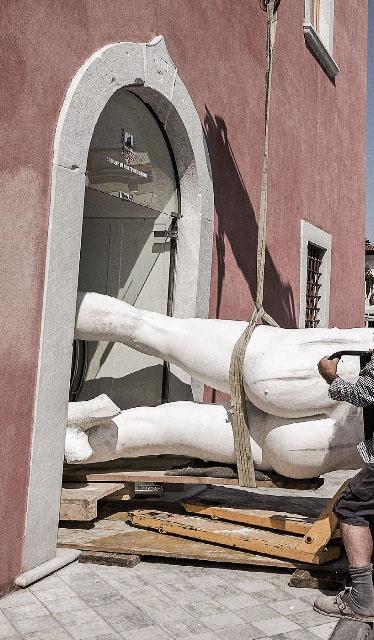 Michelangelo-David-Forte-dei-Marmi-Massimo-Galleni-Sculpture