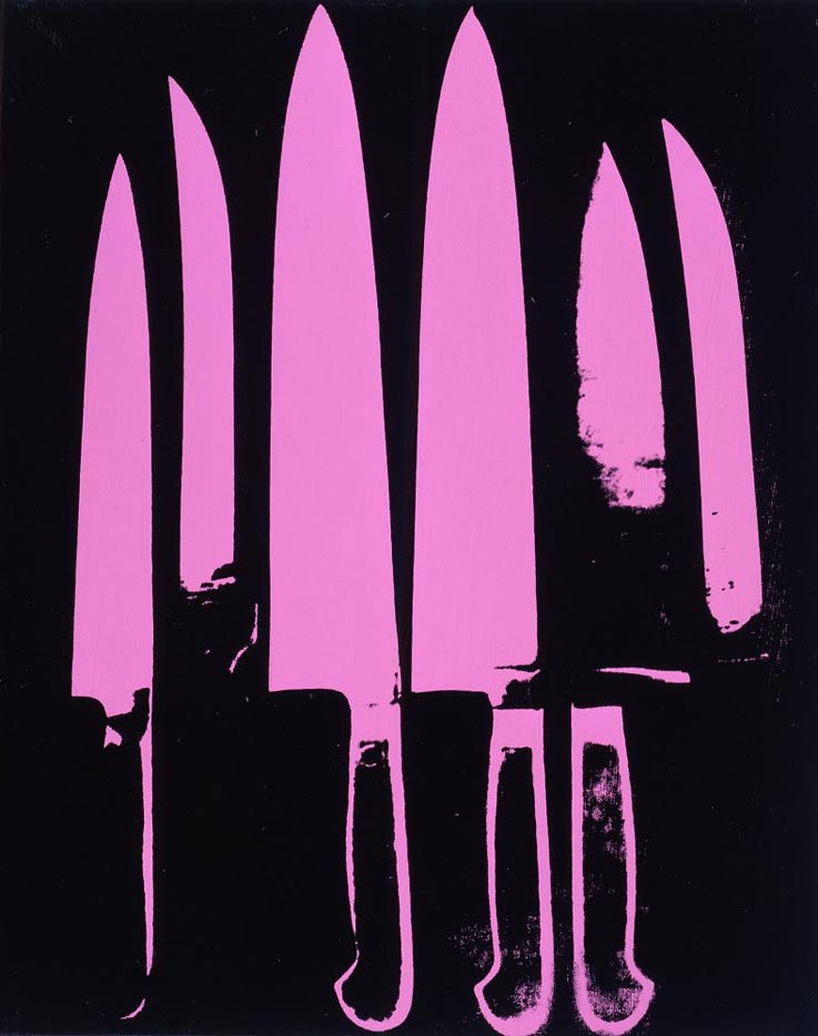 Andy-Warhol-Knives-Palazzo-Blu-Pisa