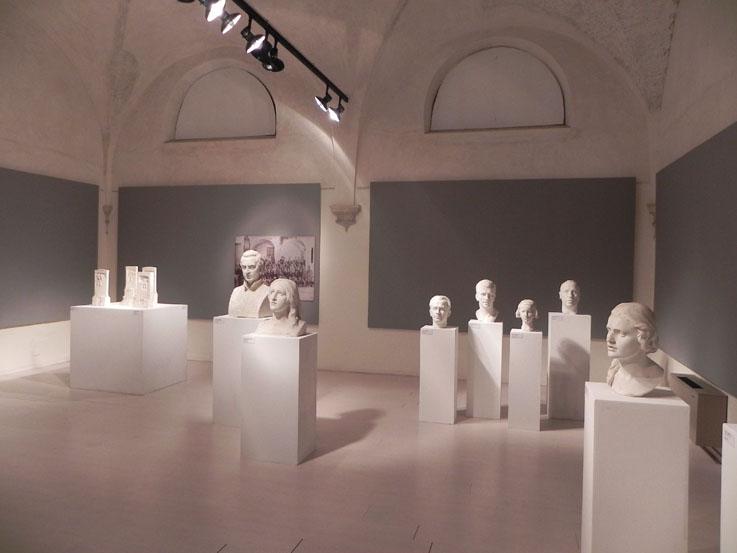 Museo-dei-Bozzetti-Pietrasanta-scultori-dello-stagi