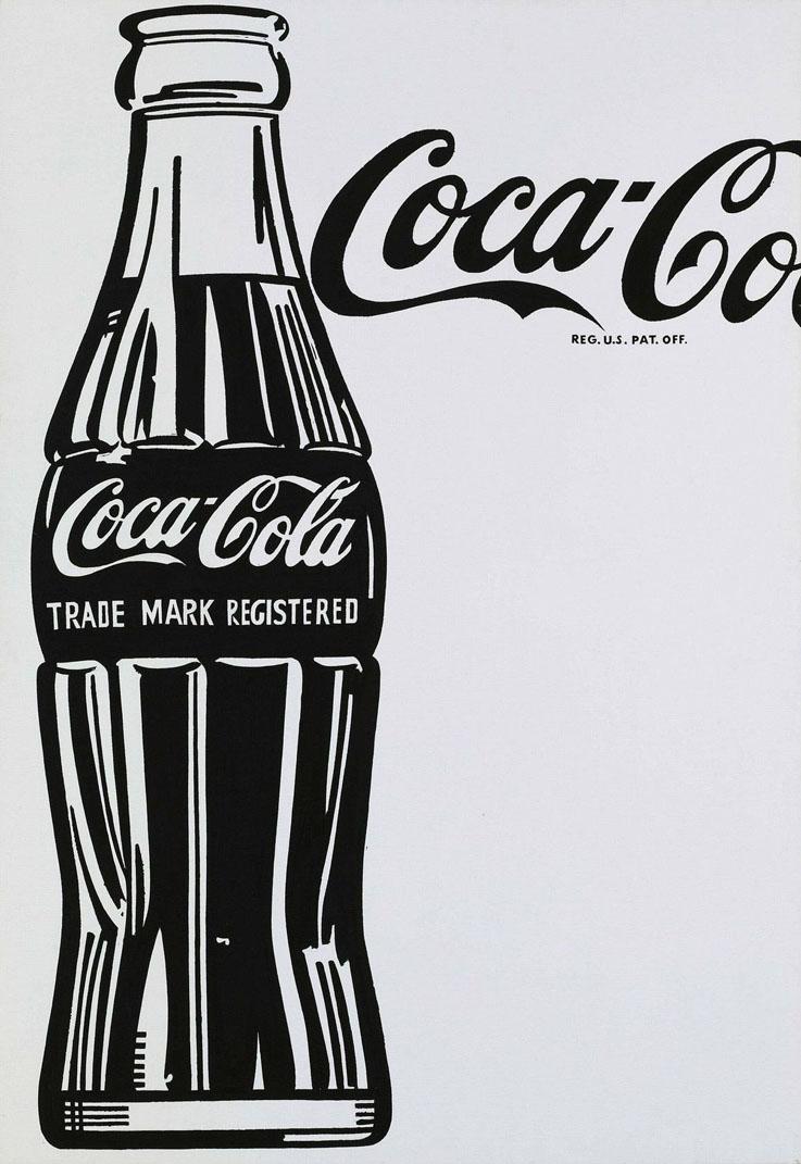 andy warhol pop art coca cola -#main