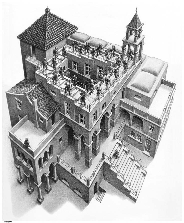 Escher-Ascending-Descending