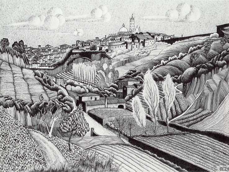 Escher-Italia