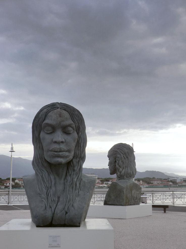 Helga-Vockenhuber-Pietrasanta-Sculpture