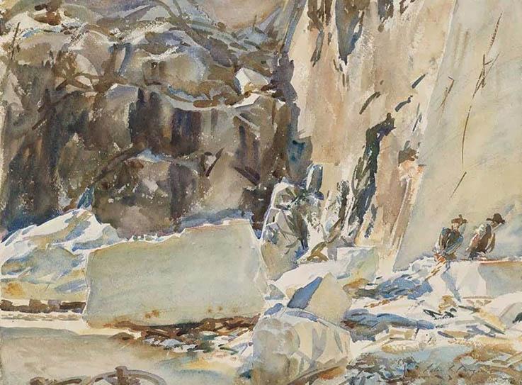 John-Singer-Sargeant-Marble-Quarry-Carrara
