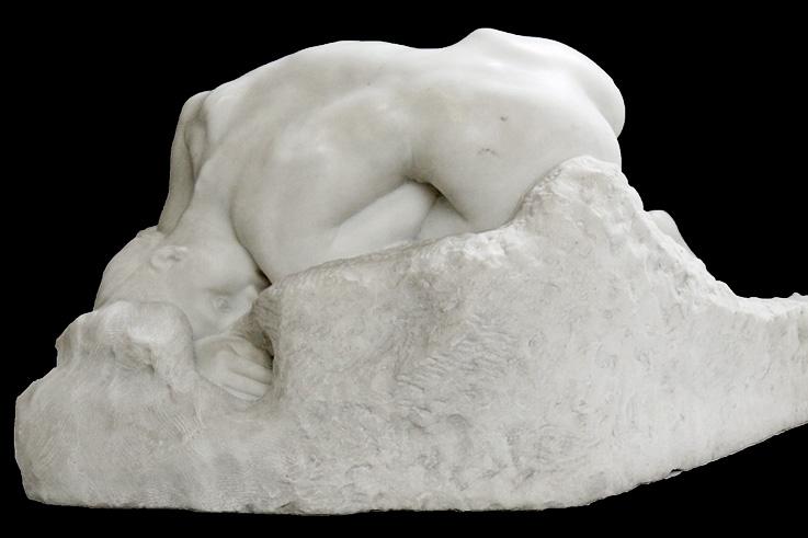 Rodin-Danaide-Sculpture