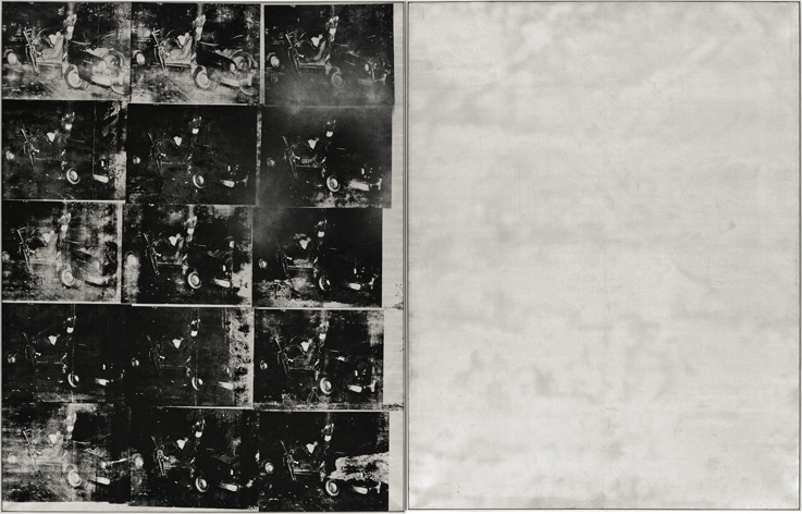 Andy-Warhol-Silver-Car-Crash-1963