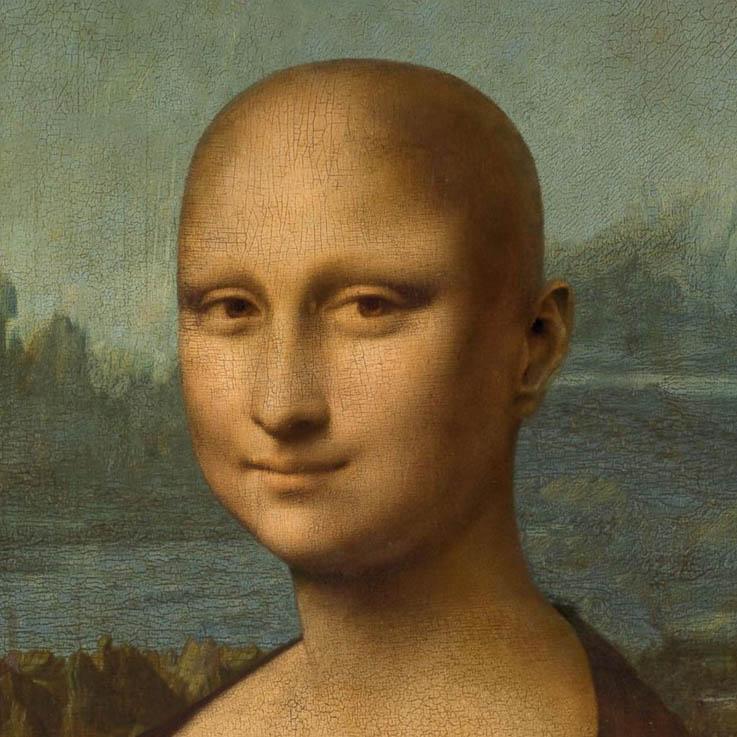 Monna-Lisa-Bald-ANT-Cancer-ad