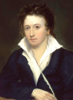 Percy-Bysshe-Shelley-Portrait-by-Alfred-Clint