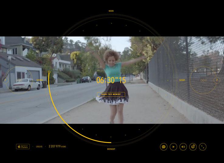Pharrell-Williams-24-hour-Happy-Video