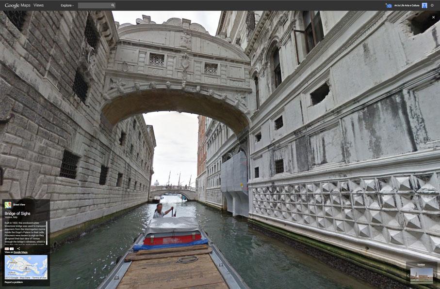 Venice-Trek-Google-Maps