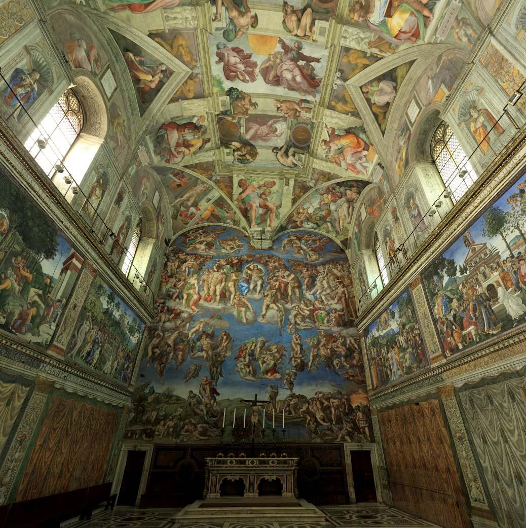 3D-Tour-of-the-Sistine-Chapel
