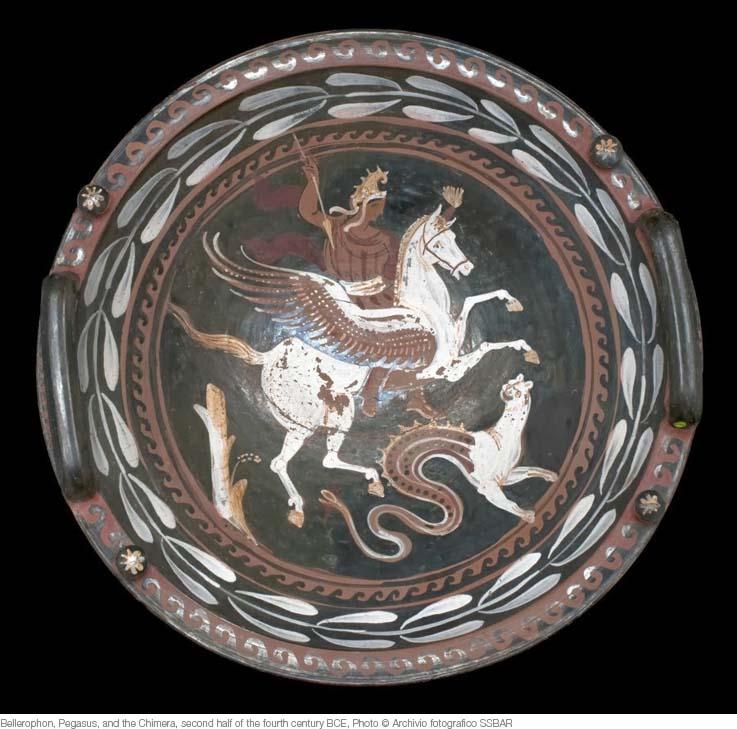 Mostri-Creature-fantastiche-Roma-Bellerophon-Chimera