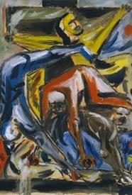 Pollock-Michelangelo