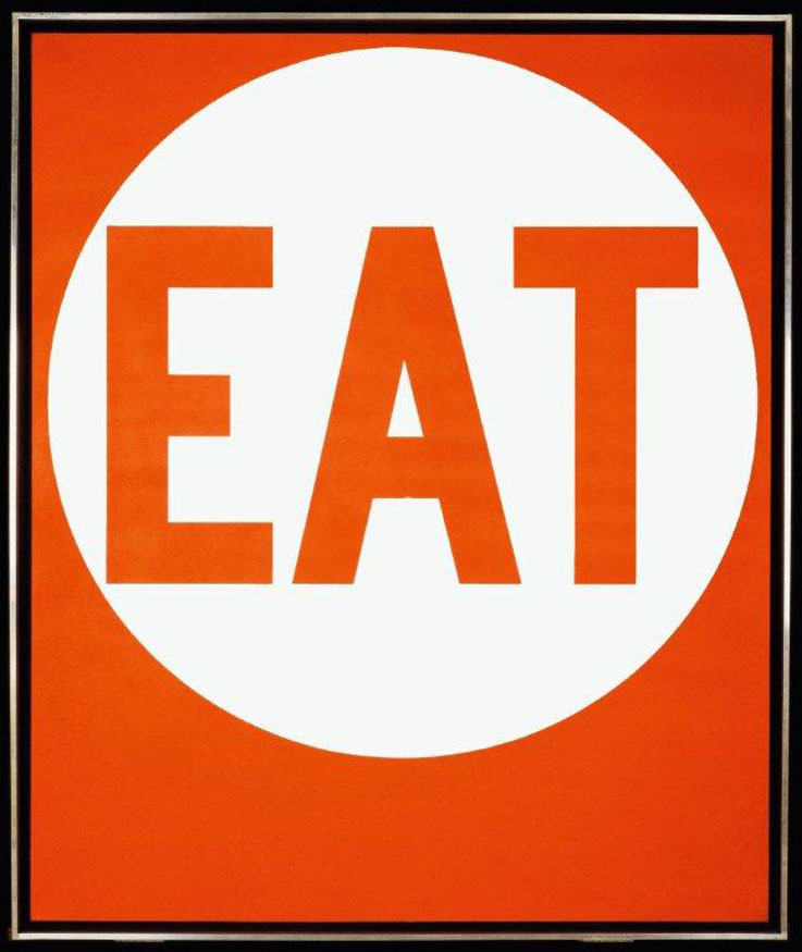 Robert-Indiana-McNay-Eat-Die-(left-panel)