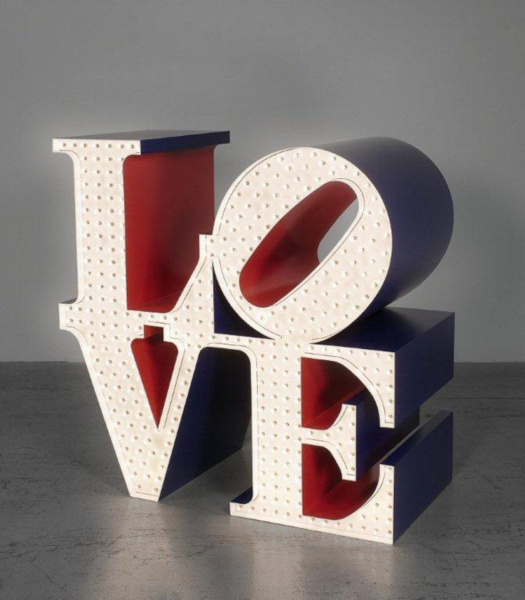 Robert-Indiana-McNay-The-Electric-LOVE