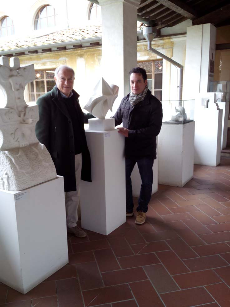 Velez-Domenici-Pietrasanta-Sculpture-Bozzetto