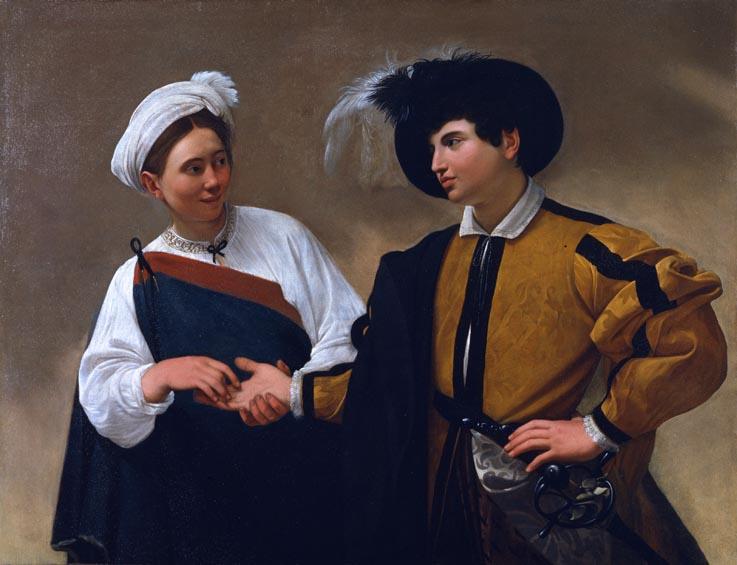 Caravaggio-Fortune-Teller