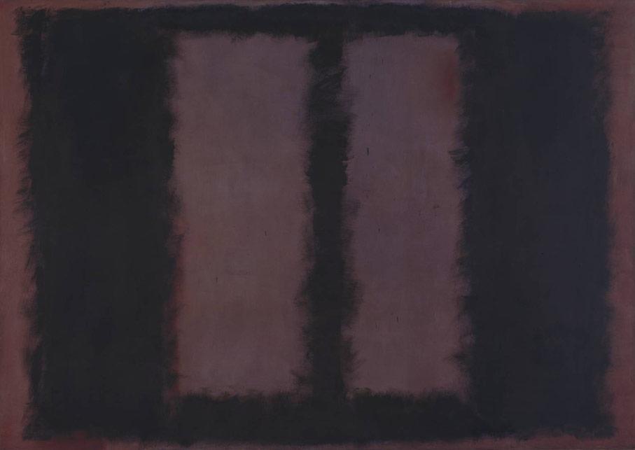 Rothko-Black-on-Maroon-Restored-Tate