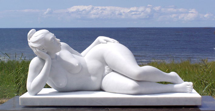Maria-Gamundi-Pietrasanta-Sculpture