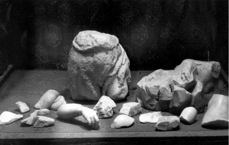Michelangelo-Sculpture-Fragments-Opificio-delle-Pietre-Dure