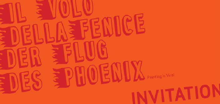 Volo-della-Fenice-Flus-des-Phoenix-Pietrasanta-Arte