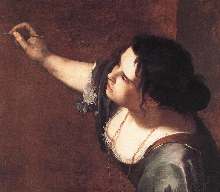 Artemisia-Gentileschi-Women-in-Art