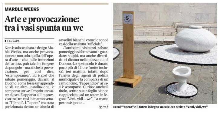 Carrara-Marble-Weeks-WC-provocazione