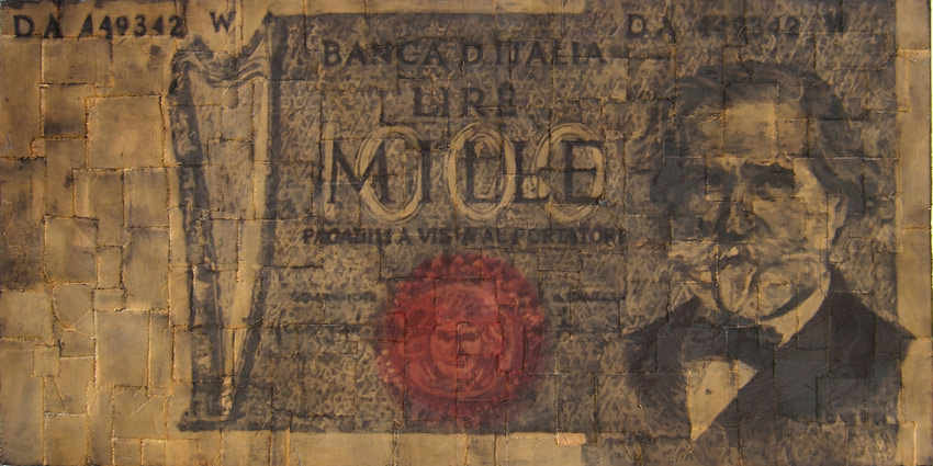 Gasparini-Mille-Lire-Bancnote
