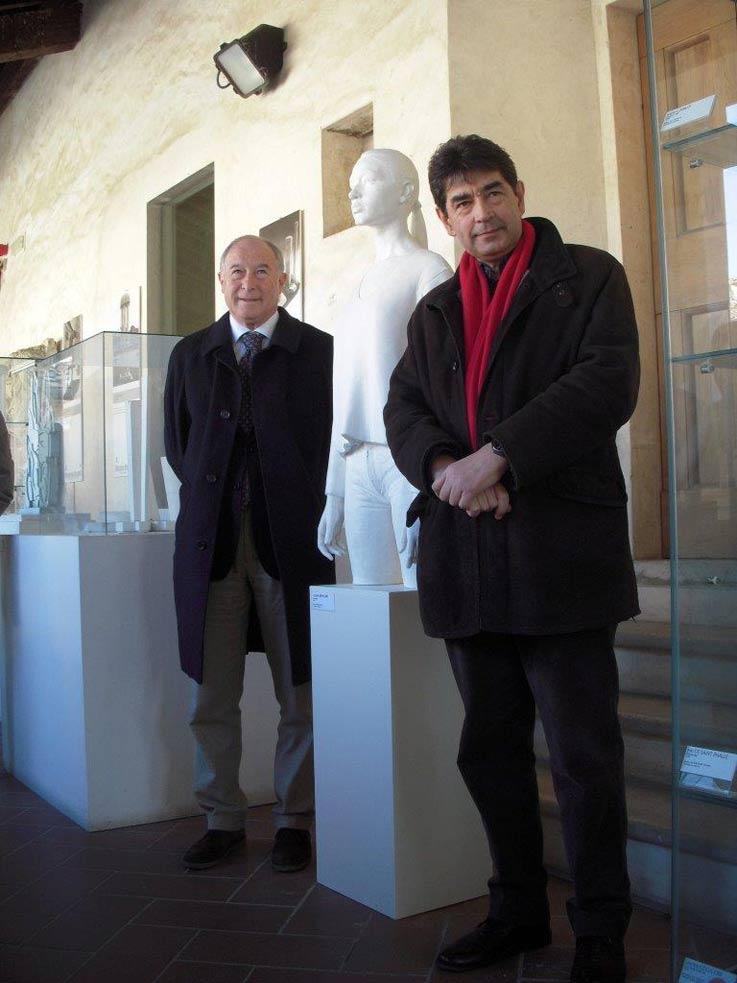 Giuseppe-Bergomi-Aperitivo-Pietrasanta-sculpture-2014