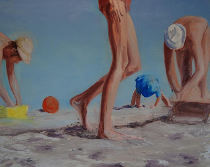 Dora-Bendixen-Versilian-Blue-Pietrasanta-Arte-2014