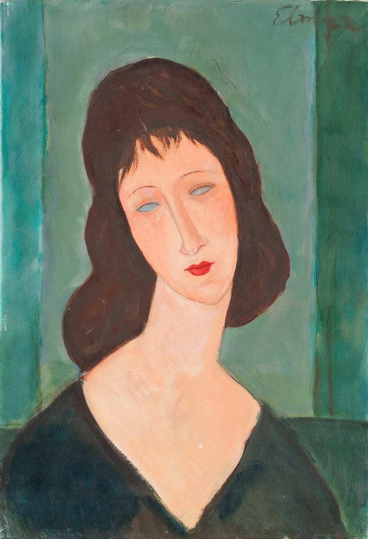 Elmyr-de-Hory-Modigliani