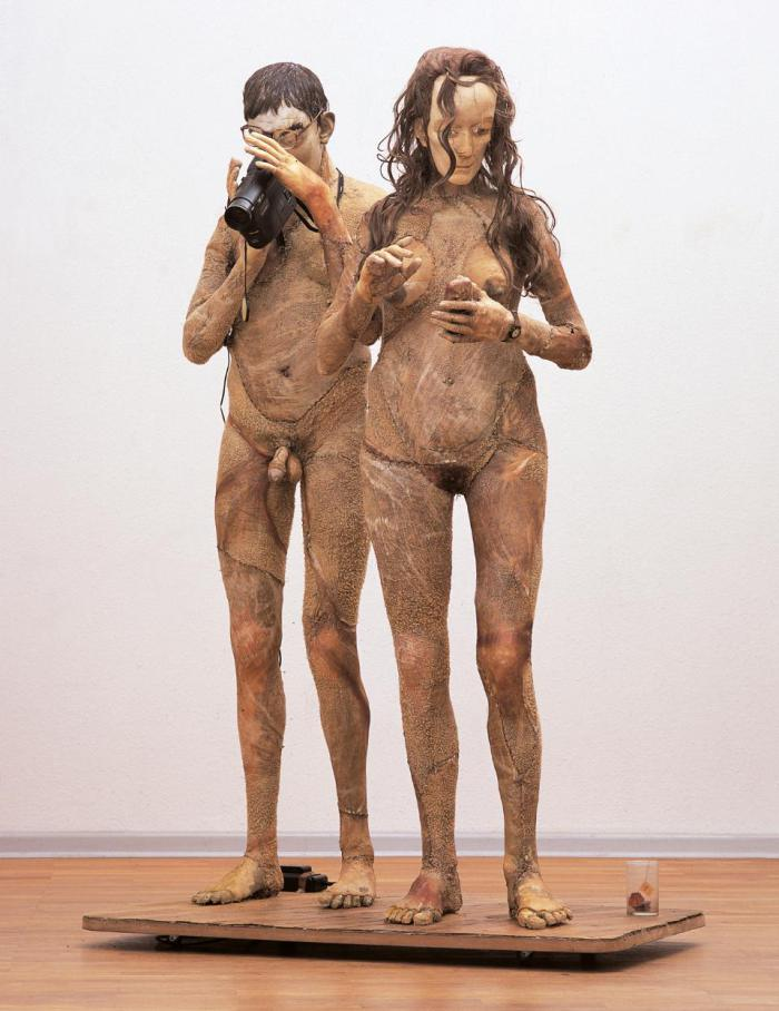 pawel-althamer-monika-and-pawel-2002-tate-london